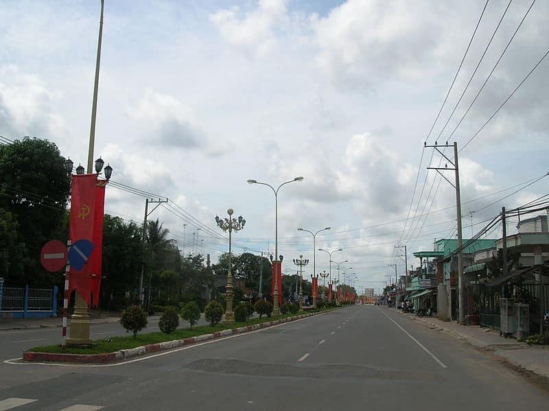 Xã Lợi Thuận - Tây Ninh 1 - Mảnh đất tiềm năng