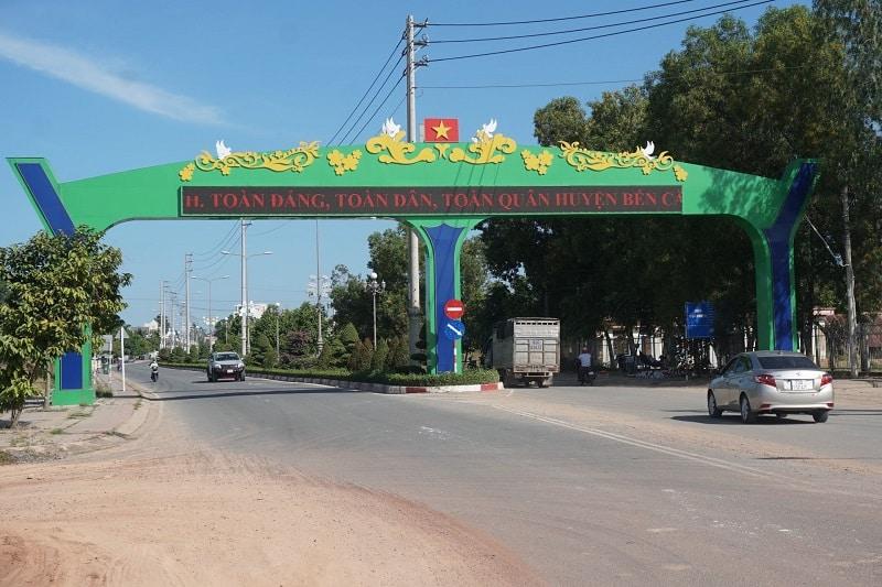 Xã Lợi Thuận - Tây Ninh - Nhiều dự án được đầu tư