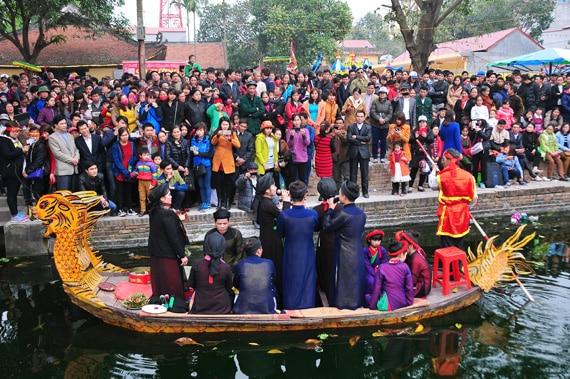 Hội Lim huyện Tiên Du