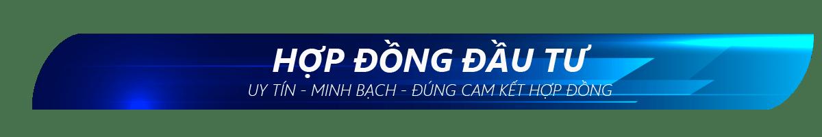 Hop dong dau tu