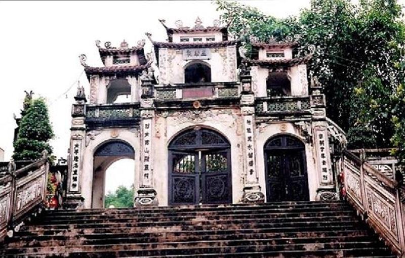 Đền thờ Bà Chúa Kho
