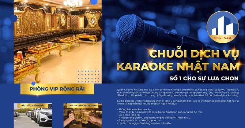 Karaoke Nhật Nam