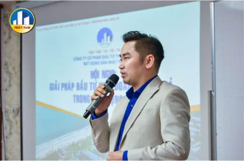 Hội nghị chia sẻ kinh nghiệm đầu tư bất động sản hiệu quả thời 4.0 của Nhật Nam