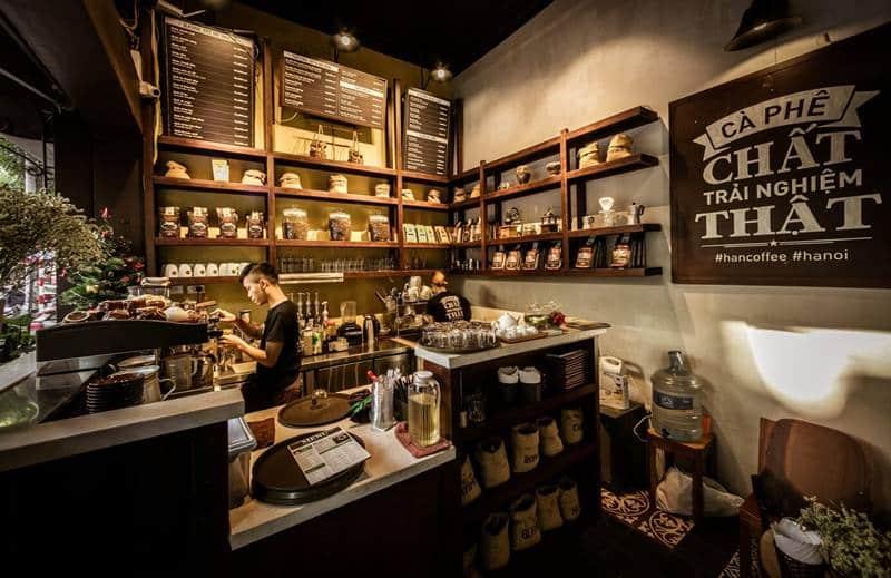 Đầu tư kinh doanh gì với 500 triệu – Kinh doanh quán cafe nhỏ đẹp