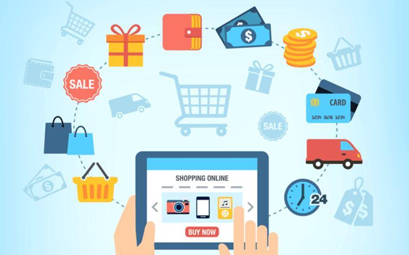 Mua sắm online - Xu hướng của thời đại - Cơ hội kiếm tiền hiệu quả tại nhà