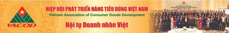 Hiệp hội phát triển hàng tiêu dùng Việt Nam – Hội tụ doanh nhân Việt