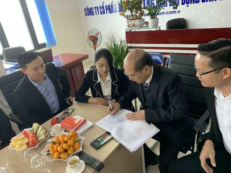 Các nhà đầu tư ký kết hợp đồng hợp tác kinh doanh với Nhật Nam ngày một nhiều